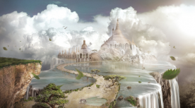 Developmental Stories of Various Nations in the World in the LEMURIAN Concept