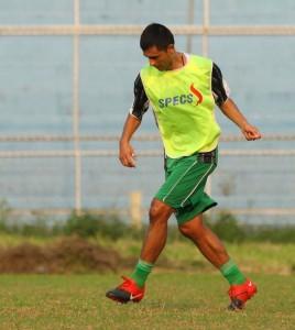 Gosip pemain asing Persib Alejandro Tobar