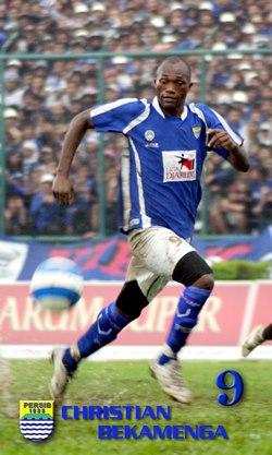 Gosip pemain asing Persib Bekamenga