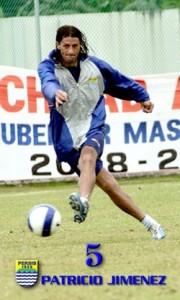 Gosip pemain asing Persib Patricio Jimenez
