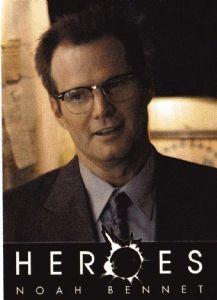 gosip noah bennet heroes