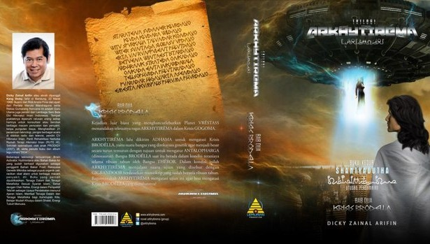 Legenda ARKHYTIREMA Dalam Novel Kang Dicky Zainal Arifin