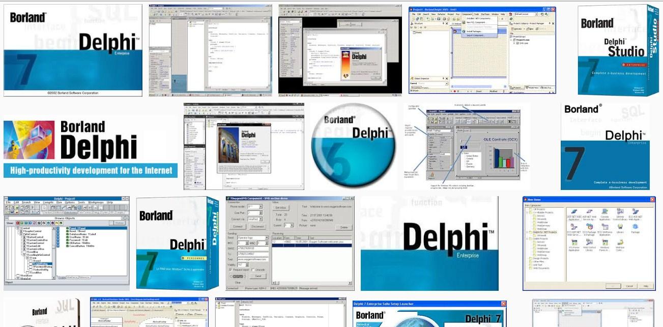 Borland Delphi Untuk Teknik Sipil