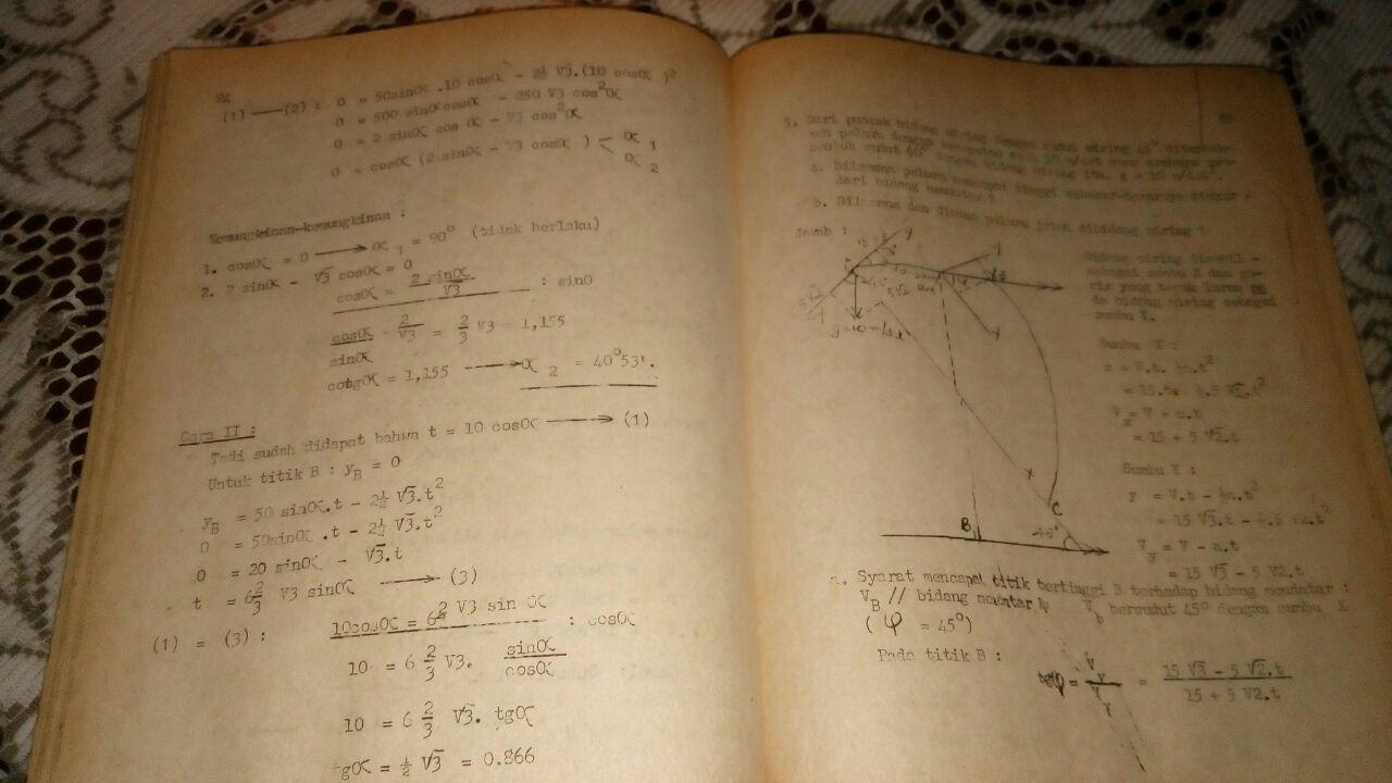 Ilmu Pesawat Djiwatampu dan Pekelharing 2