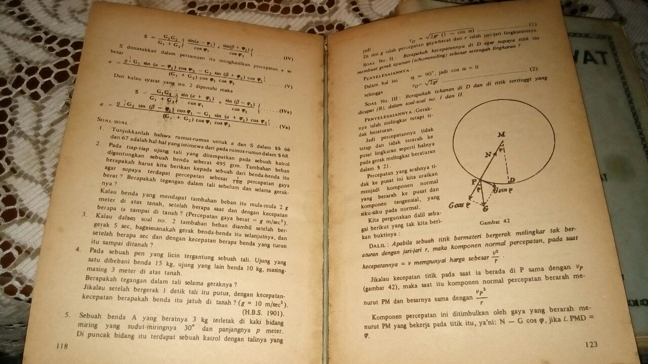 Ilmu Pesawat Djiwatampu dan Pekelharing 3
