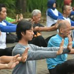 Sehat Dengan Olah Nafas