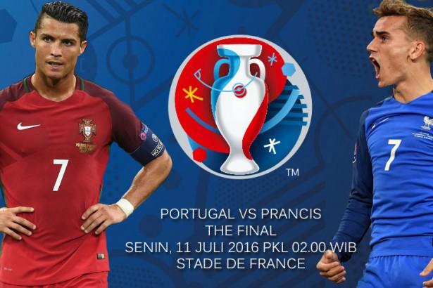Mengambil Hikmah dari Kemenangan Portugal di EURO 2016