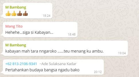 tanggapan anggota keluarga atas puisi cerdas anti rokok 3