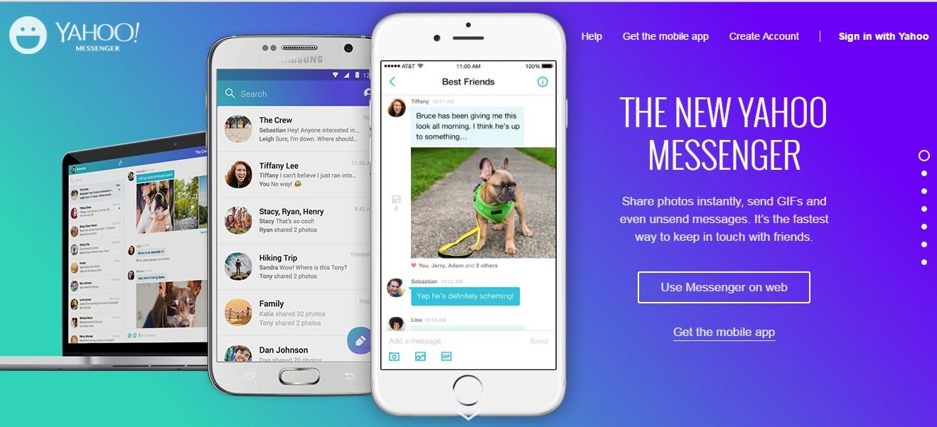 Yahoo Messenger Terkini