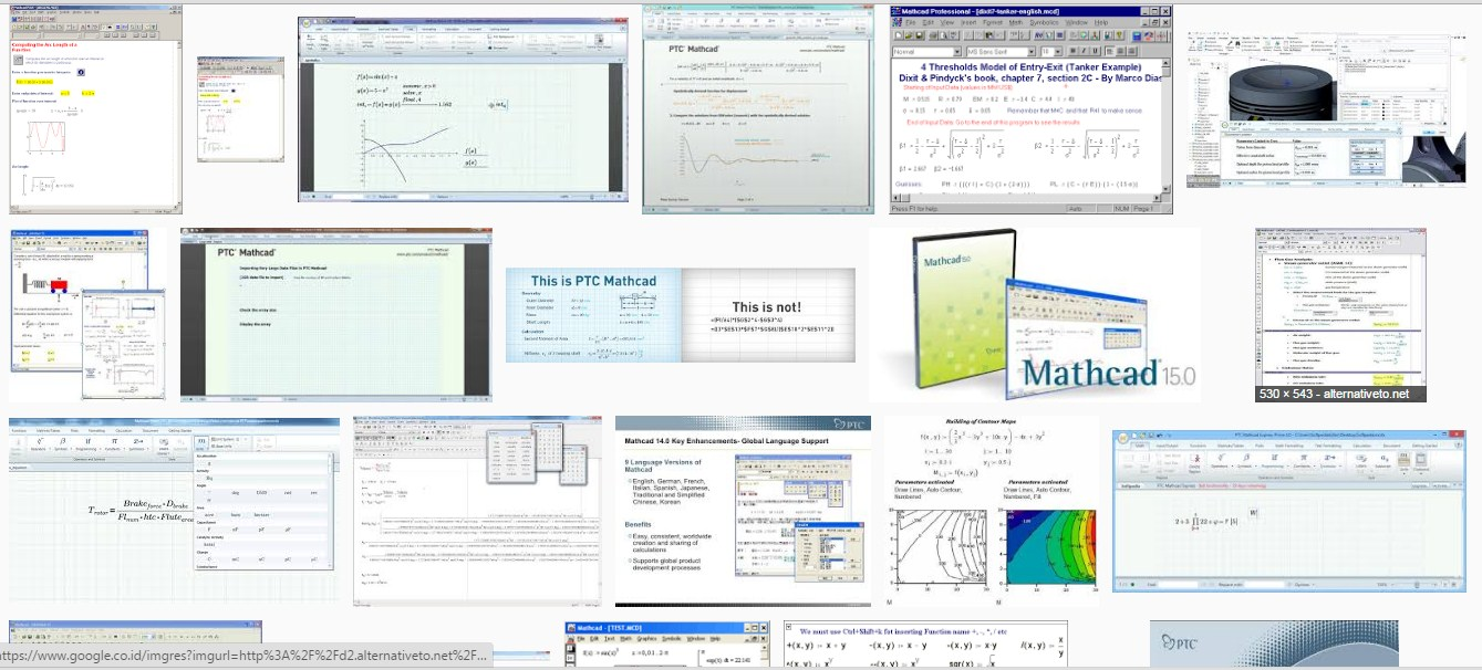 Software Mathcad 1