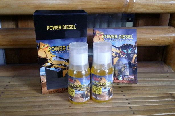 Revolusi Total Hi-Cester (Ultimate Power Diesel)