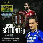 Beberapa Catatan Uji Coba Persib vs Bali United 8 April 2017