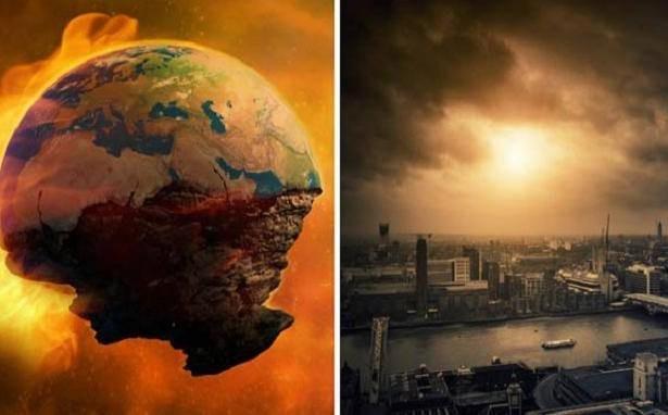 Bumi Kita Sudah berapa kali kiamat ya?
