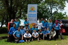Latgab Hikmatul Iman 2014 – Pelabuhan Ratu