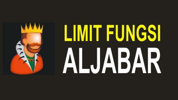 Rumus The King Limit Fungsi Aljabar – Part 1