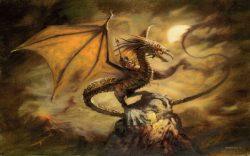 Kisah Legenda Naga Mancanegara