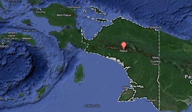 Legenda Peradaban Papua