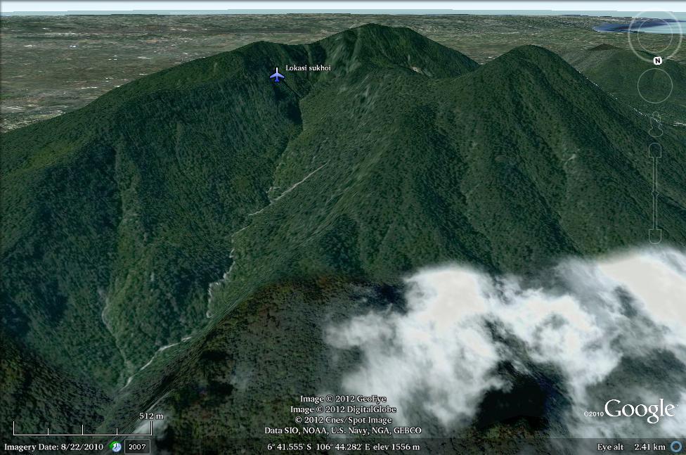 Ada Apa di Gunung Salak?
